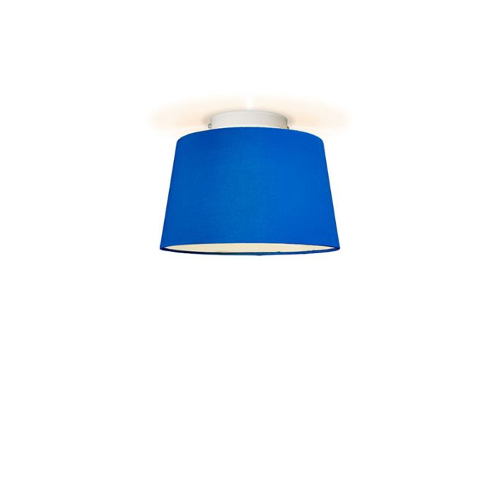 Ceiling-Lamp-Ton-Round-30-Blue