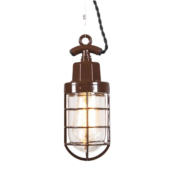 Pendant-Lamp-Port-Brown