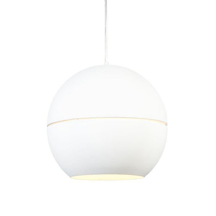 Pendant-Lamp-Slice-40-White