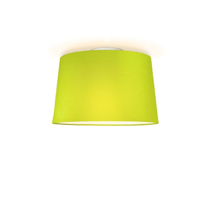 Ceiling-Lamp-Ton-Round-40-Green