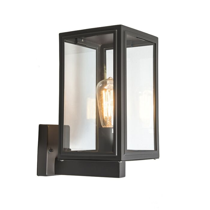 Industrial-Wall-Lamp-Anthracite-IP44---Sutton-Up