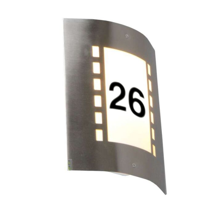 Outdoor-Lamp-Emmerald-Twilight-Switch-with-House-Number-Stickers
