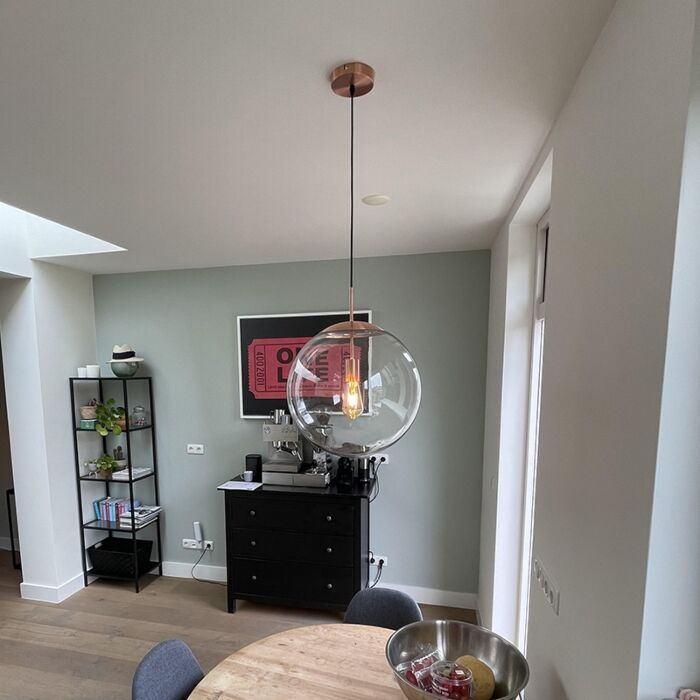 Modern-Pendant-Lamp-Copper-with-Glass-Shade---Ball-40