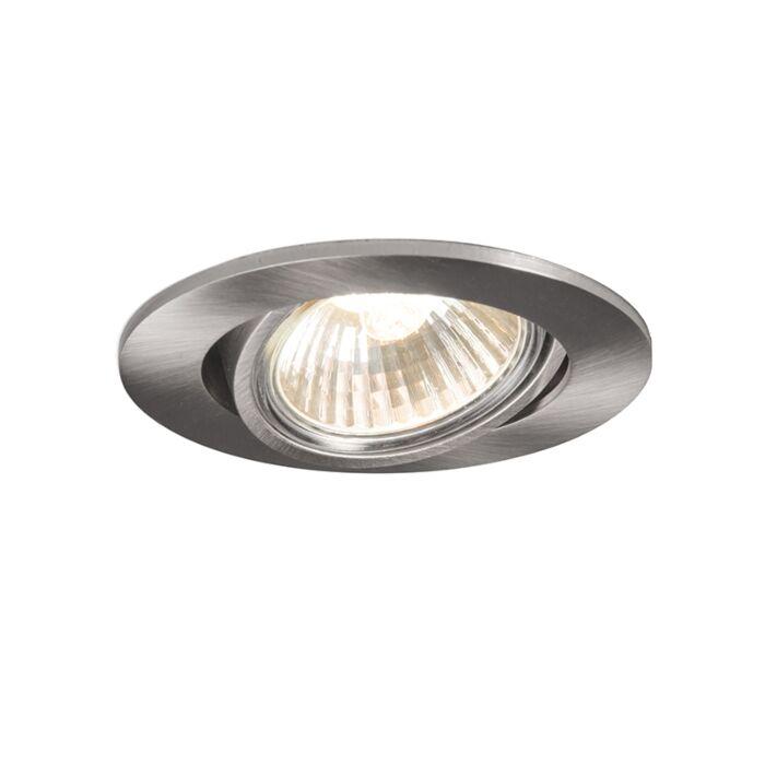 Recessed-Spotlight-Aluminium---Cisco