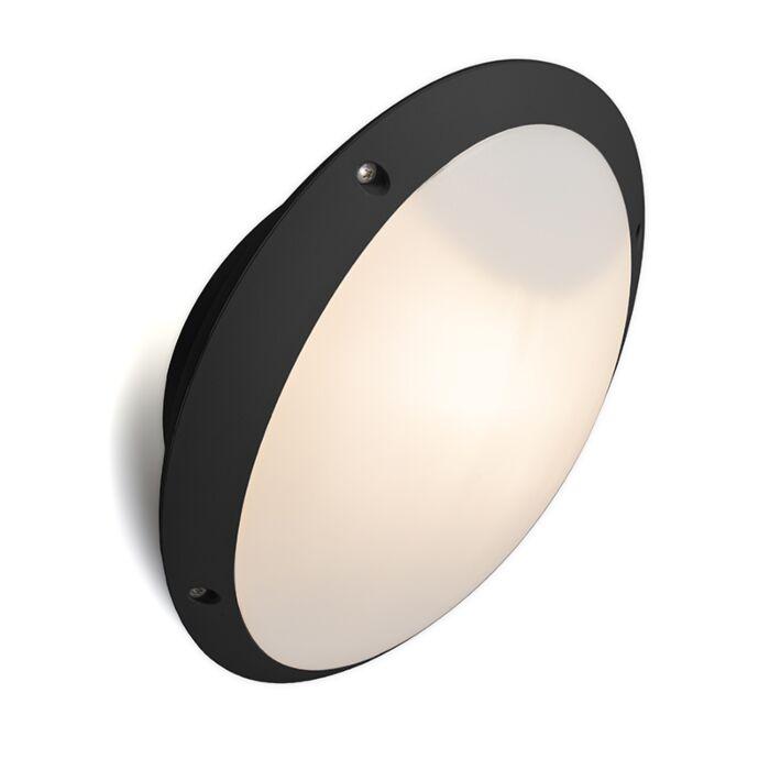 Adjustable-Wall-Lamp-Black-IP65---Remi