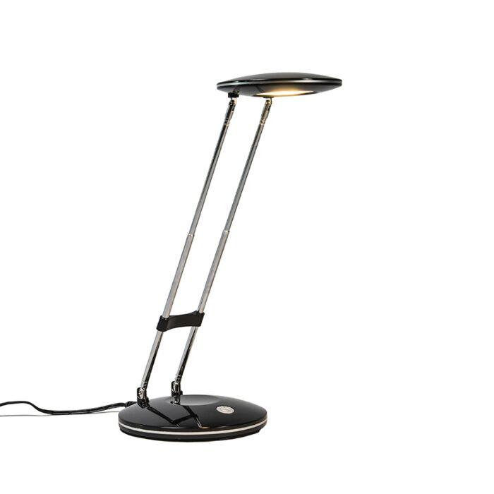 Table-Lamp-Discus-Black