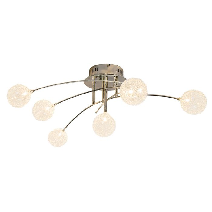Ceiling-Lamp-Foam-6-Chrome