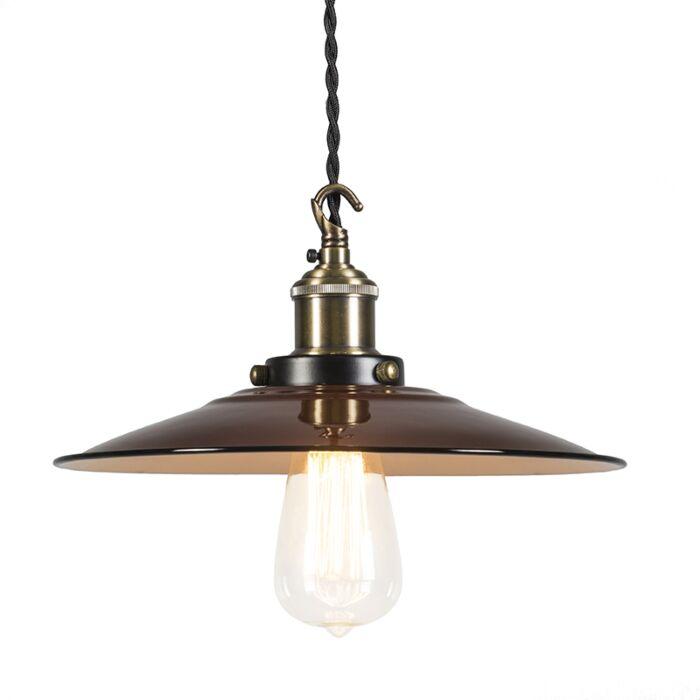 Pendant-Lamp-Skipper-Deluxe-Brown