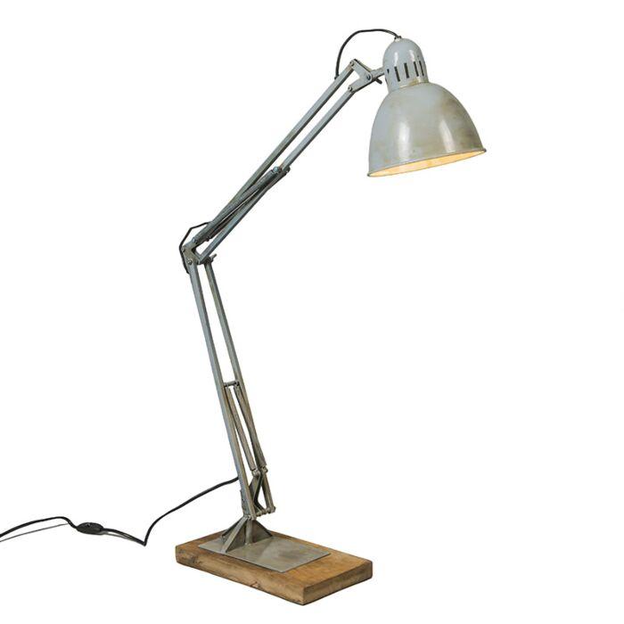 Table-Lamp-Base-Grey