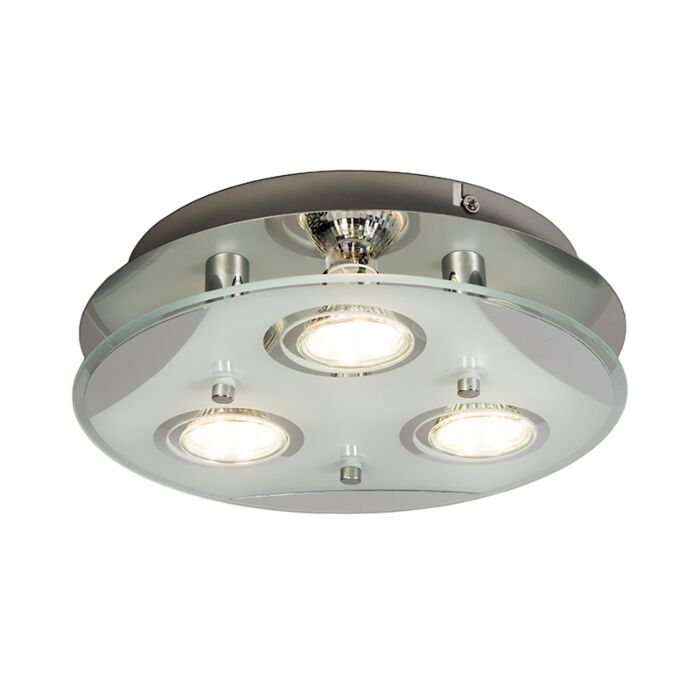 Ceiling-Lamp-Cosmo-Round-Chrome