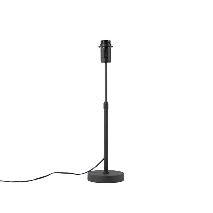 Table-Lamp-Black-without-Shade---Parte
