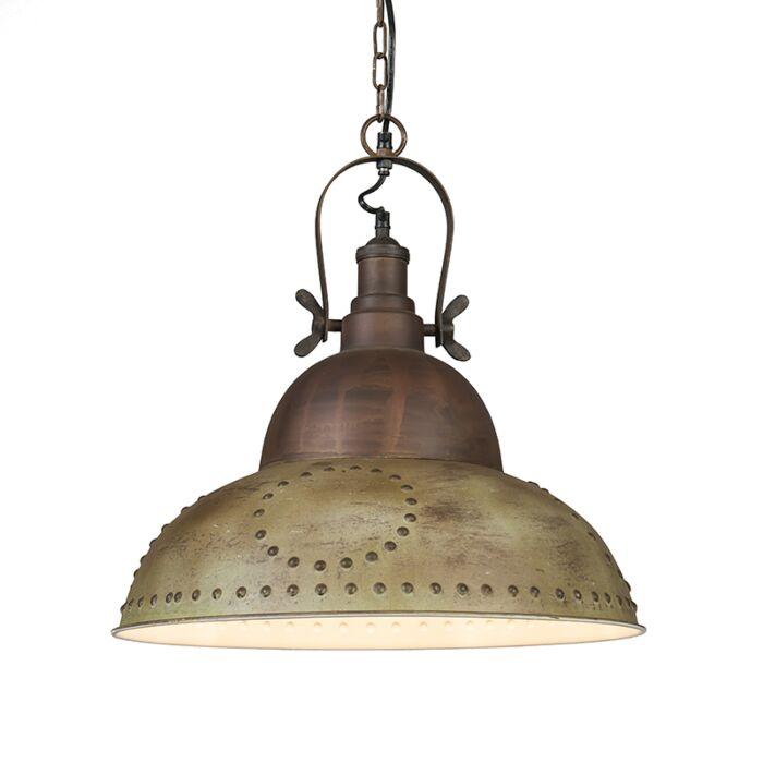 Pendant-Lamp-Cangus-Antique-Green