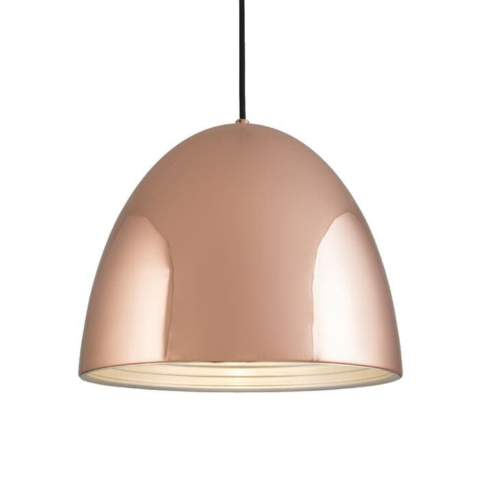 Pendant-Lamp-Modern-Copper