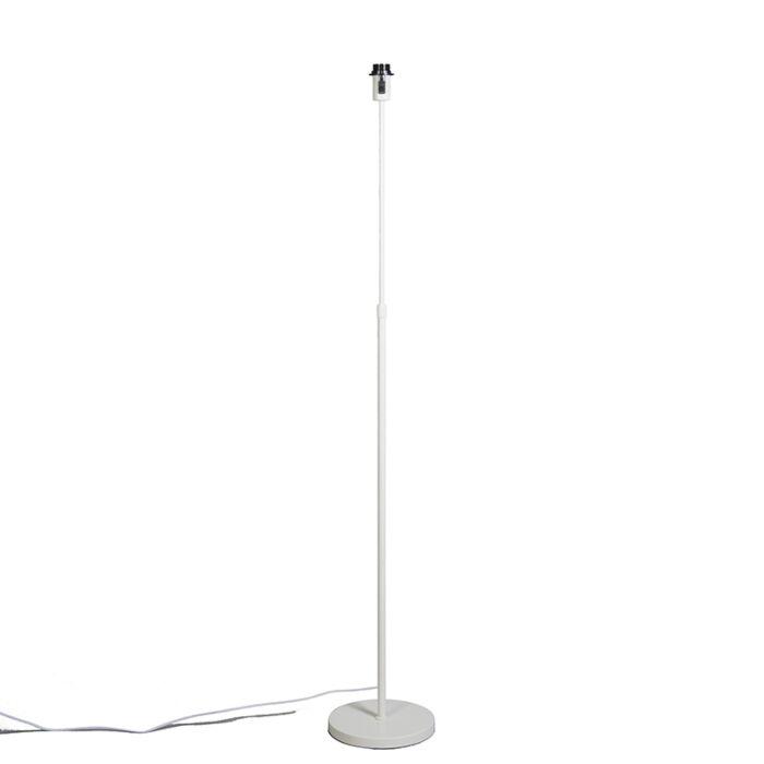 Floor-lamp-white-adjustable---Parte