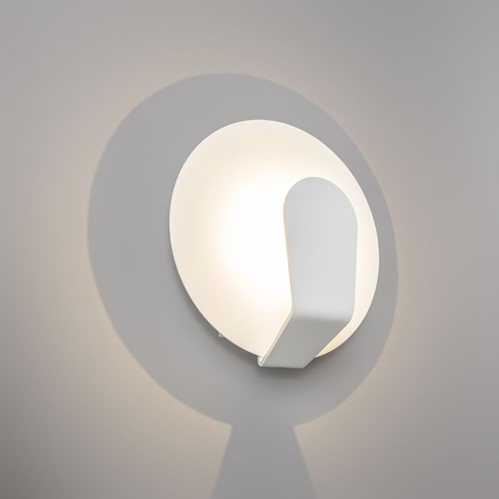Wall-Lamp-Sole-22-White