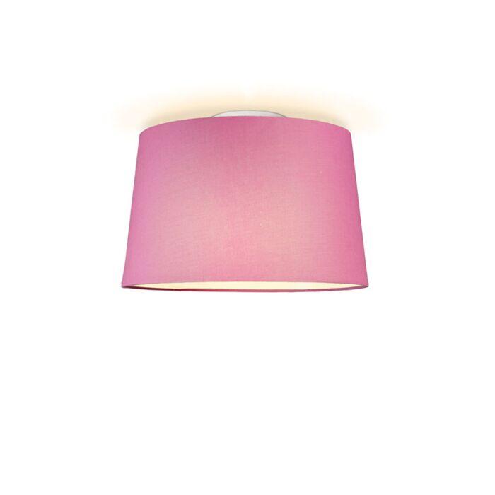 Ceiling-Lamp-Ton-Round-40-Rose