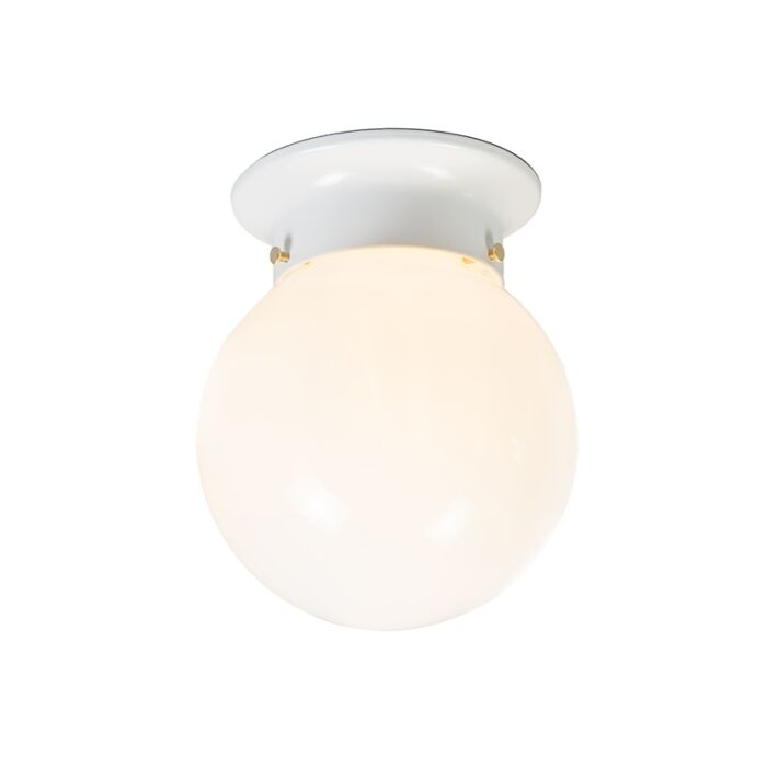 Retro-ceiling-lamp-white-opal-glass---Scoop