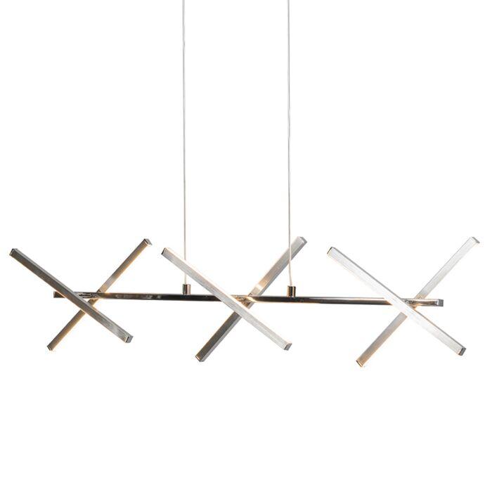 Pendant-Lamp-Cross-Steel
