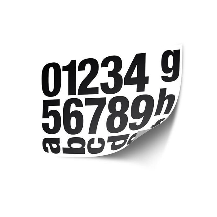 Sticker-sheet-for-house-numbers-black