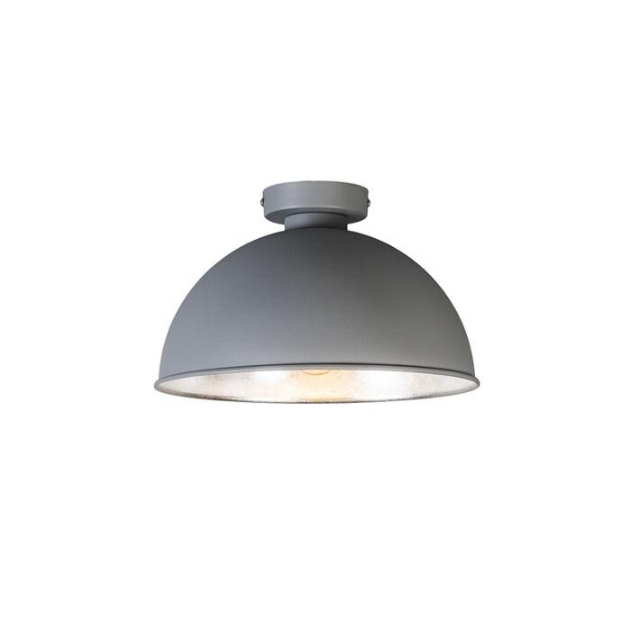 Modern-Round-Ceiling-Lamp-Grey---Magna-Basic