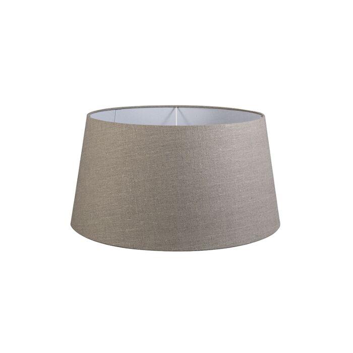 Linen-Shade-55/45/28-Grey-Brown