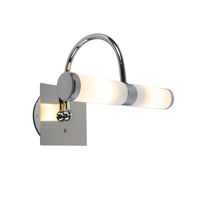 Classic-wall-lamp-chrome-IP44---Bath-2-arc