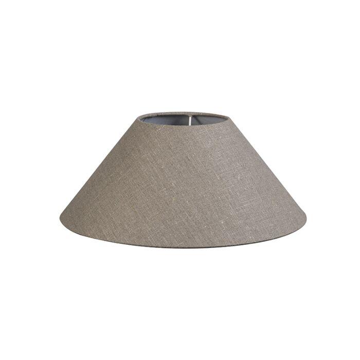 Linen-Shade-40/15/16-Grey-Brown