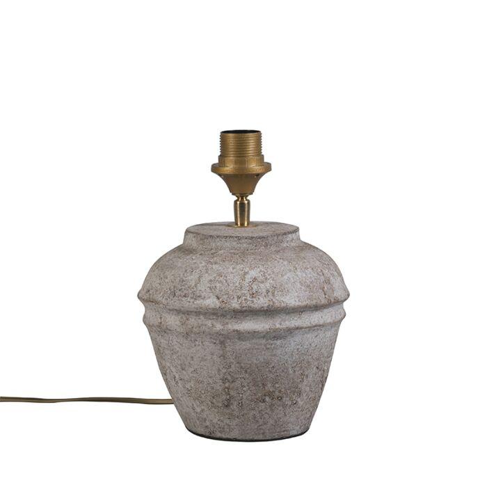 Table-Lamp-Arta-XS-Brown-Scotch