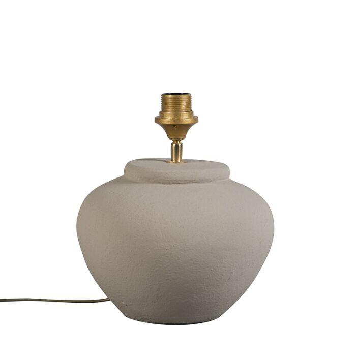 Table-Lamp-Palma-XS-Grey