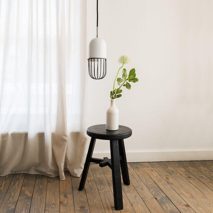 Pendant-Lamp-Porcelana-2-Black