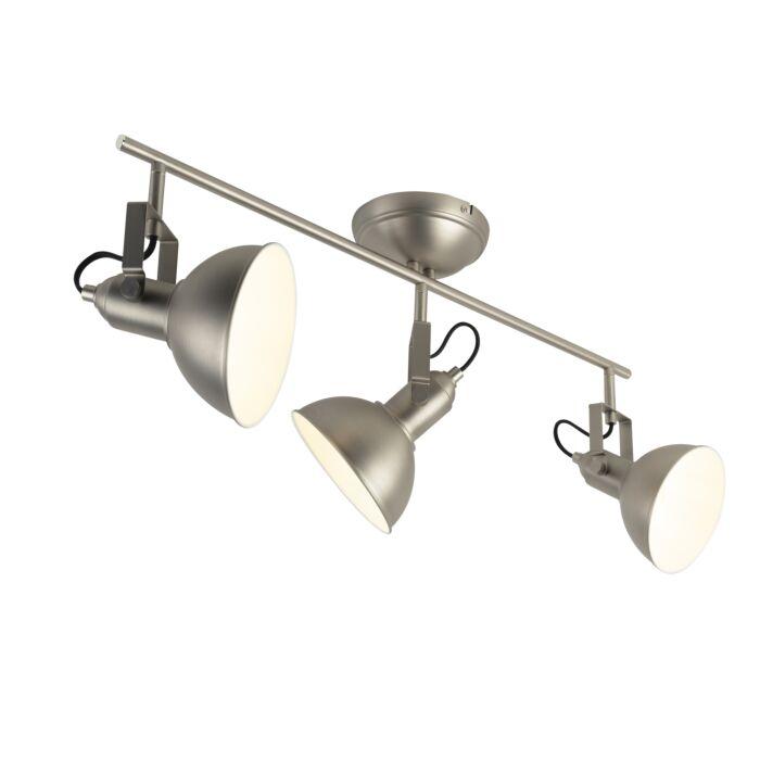 Industrial-spot-steel-3-light---Tommy
