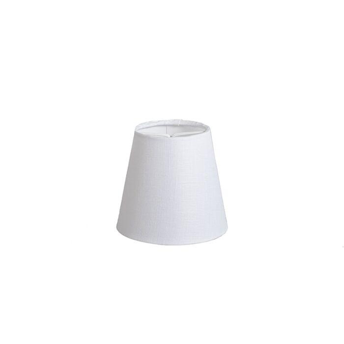 Linen-clamping-cap-white-12-cm-around