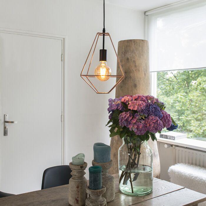 Pendant-Lamp-Frame-A-Copper