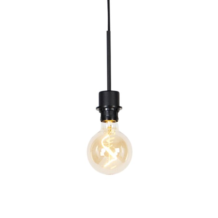 Modern-Pendant-Lamp-Black-without-Shade---Combi-1