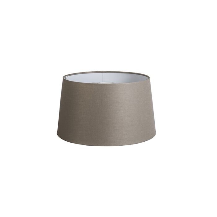 Linen-Shade-35/30/18-Taupe
