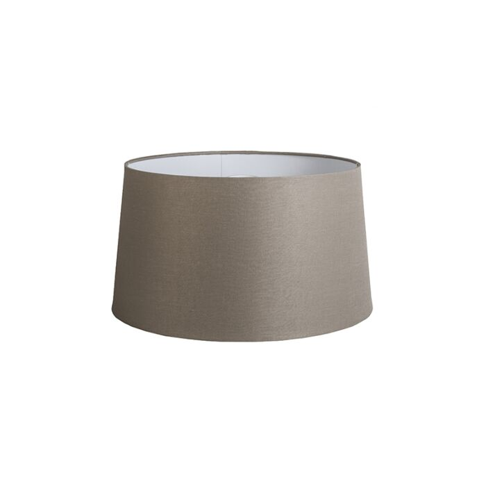 Linen-Taupe-45cm-Shade
