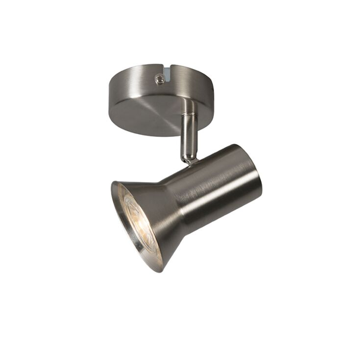 Ceiling-and-wall-spot-steel-swivel-and-tiltable---Karin-1