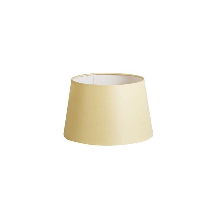 Shade-Round-25cm-DS-E27-Linen-Cream
