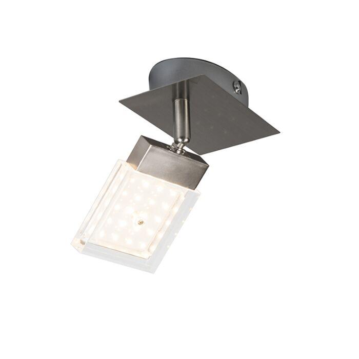 Spotlight-Robo-1-LED-Steel