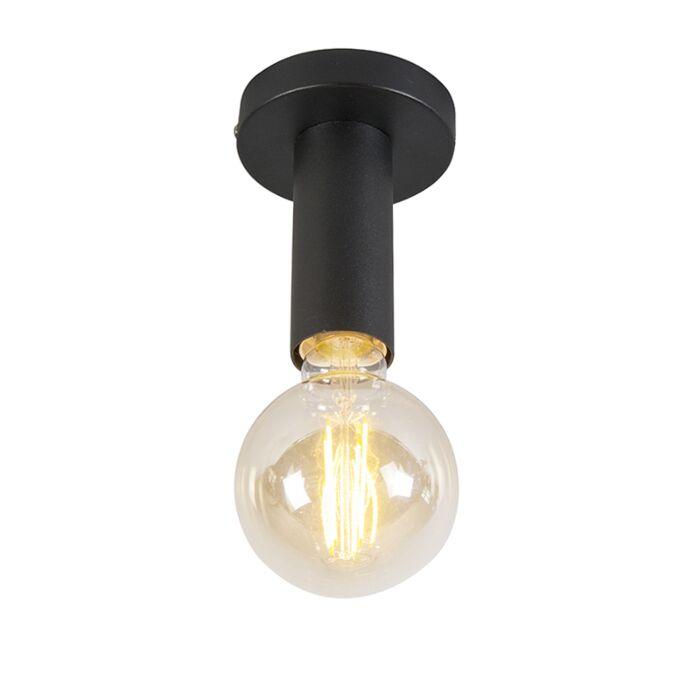 Modern-ceiling-lamp-black---Facil-1