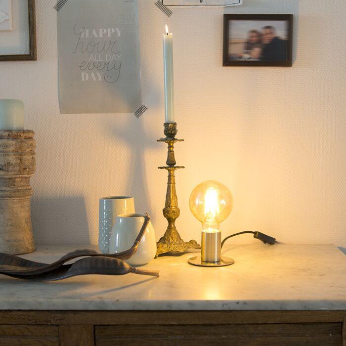 Art-Deco-Table-Lamp-Gold---Facil