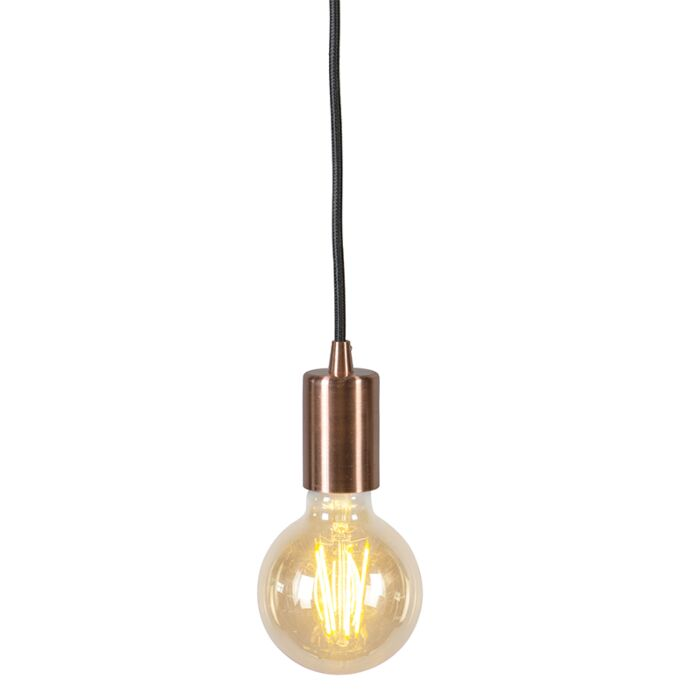 Industrial-Pendant-Lamp-Copper---Facil-1
