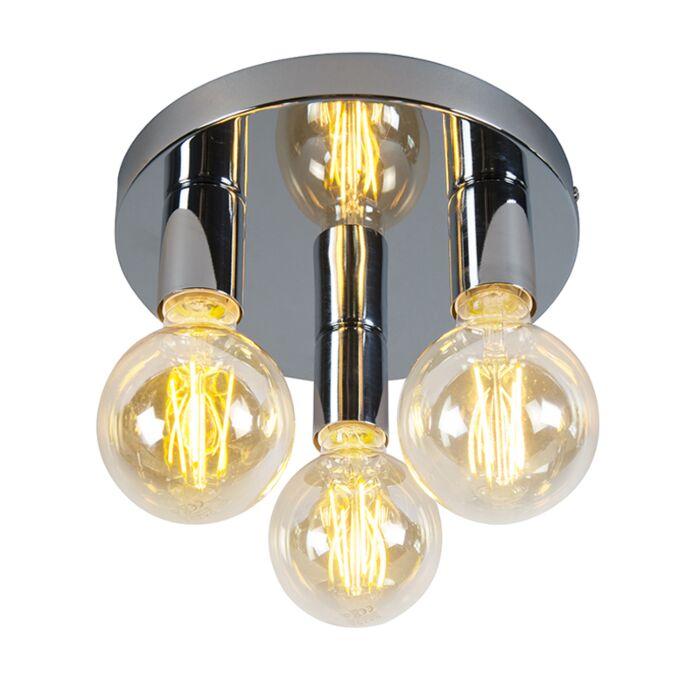 Modern-ceiling-lamp-chrome---Facil-3