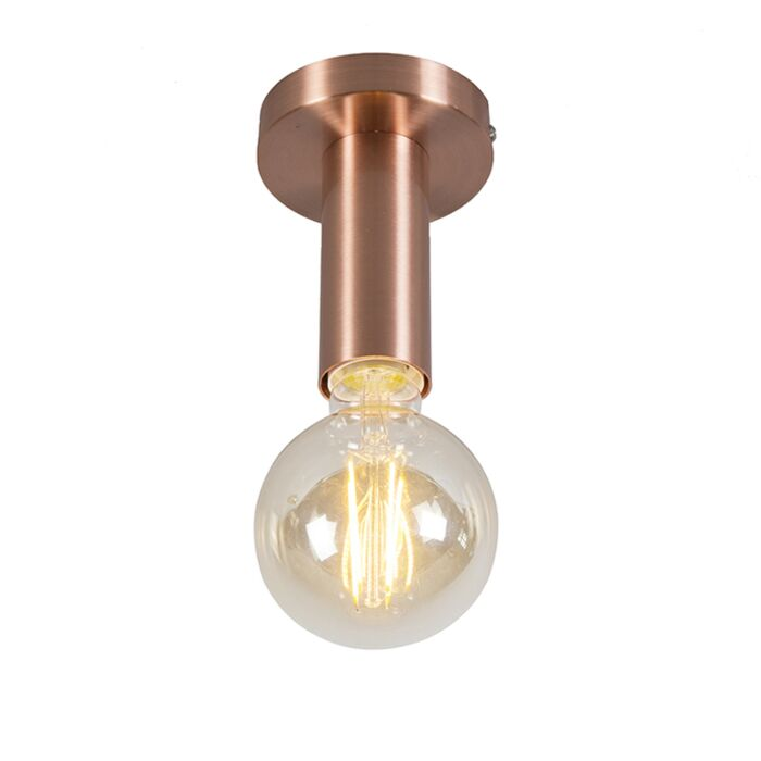 Modern-Ceiling-Lamp-Copper---Facil-1