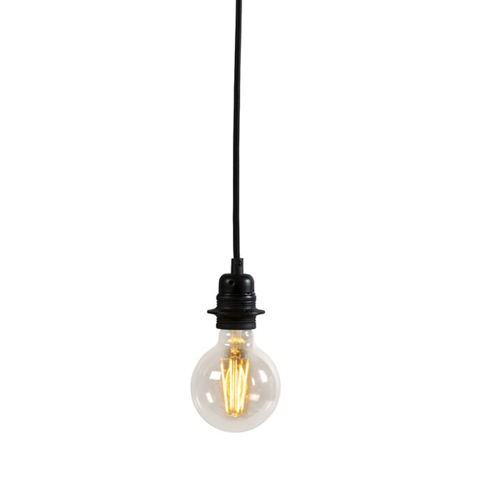 Modern-hanging-lamp-black-dimmable---Cava-Luxe-1