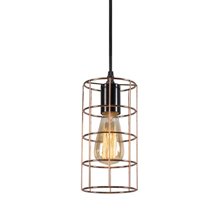 Pendant-Lamp-Frame-C-Copper