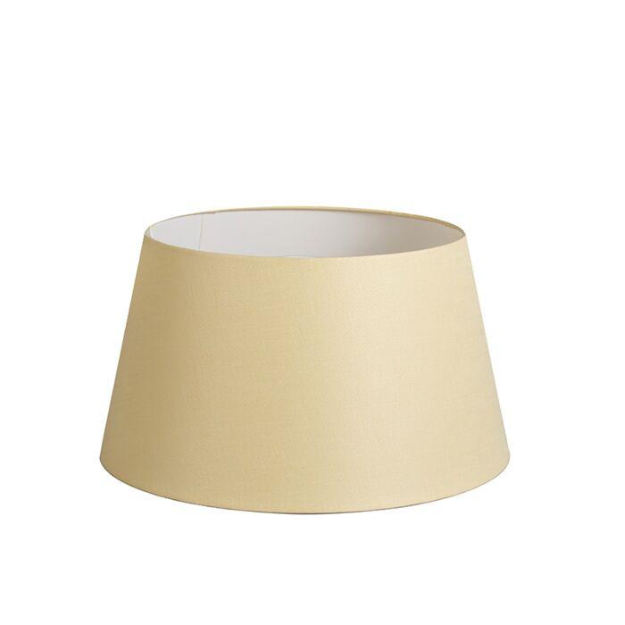 Shade-Round-32cm-DS-E27-Linen-Cream