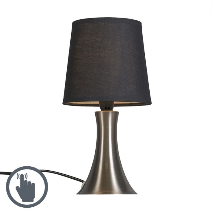 Table-Lamp-Wink-Touch-Black