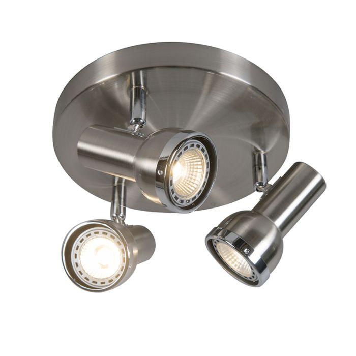 Spotlight-Simplex-3-Round-Steel