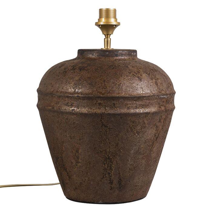 Table-Lamp-Arta-Small-Rust